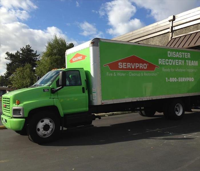 General For Immediate Service in Federal Way, Call SERVPRO