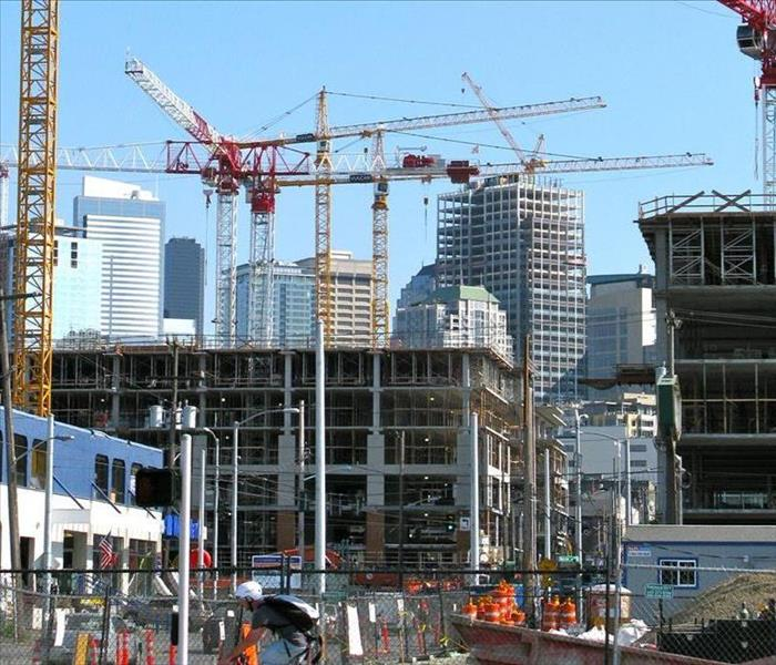 Commercial Seattle Area Building Boom Necessitating Pre Planning for Emergencies