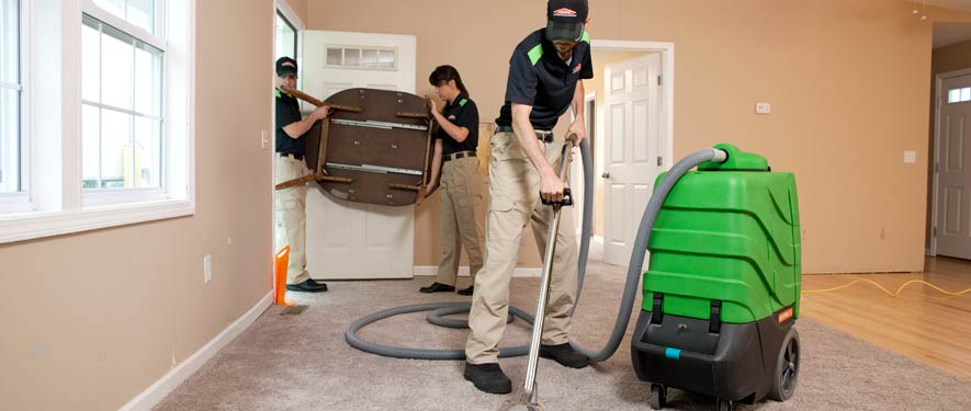 Federal Way, WA residential restoration cleaning
